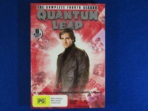 Quantum Leap Season 4 - DVD - Free Postage !!