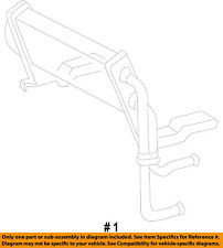 FORD OEM F-150 Power Steering Oil Fluid Cooler-Power Steering Cooler F65Z3D746AB