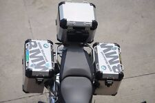 R1200GS Reflective Pannier Top Side Case Box Cover Sticker Decal BMW Motorrad