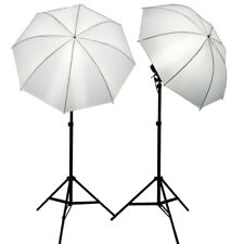 2 x Photo Studio Video Film Continuous Lighting Kit
