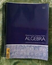 Mastering the Compass Exam Algebra by Yarmish and Sturm-Beiss, 2ND EDITION