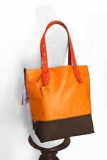 Gherardini Borsa Shopper con tracolla in tessuto Softy Monogramma Bicolor
