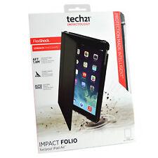Genuine Tech21 iPad Air 1 Military Standard Impact Folio Flip Case Cover Stand