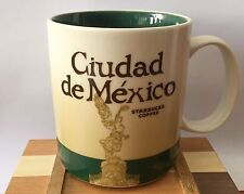 CIUDAD DE MEXICO Starbucks Coffee Collector Global Icon City Mug Series