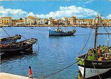 BG11983 ship bateaux joven pedro  cambrils vista parcial tarragona costa spain