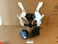 Unpainted Upper Fairing Free Headlight For BMW 2009 2010 11 12 2013 2014 S1000RR