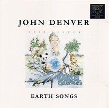 John Denver: Earth Songs - CD (1991)