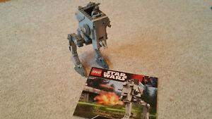 LEGO StarWars AT-ST (7657)