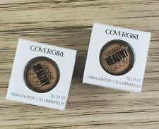 CoverGirl Vitalist Makeup - Healthy Glow Highlighter - Shade 6 Daybreak - Lot 2