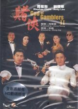God of Gamblers 2 DVD Stephen Chow Andy Lau Sharla Cheung NEW R0 Eng Sub
