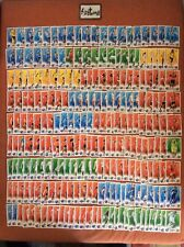 """topps-MATCH ATTAX"" Bundesliga 2009/2010 - 226 Stück-Trading Card Game - Fußball"