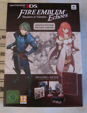 Fire Emblem Echoes Shadows of Valentia Limited Edition Nintendo 3DS NUEVO NEW