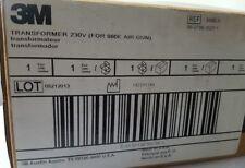 3M 980E-X 230V TRANSFORMER 98-0798-3537-1 (FOR 980E AIR GUN)  (R2S8.6B3)