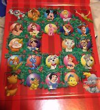 Disney Trim-a-Tree 24 Book Ornaments NEW Buzz Woody Tarzan Lady & Tramp Ariel ++