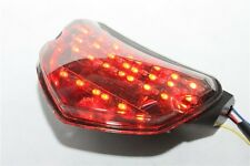 HTTMT LED Tail Light For Suzuki GSXR 600 750 2004-2005 GSXR 1000 2005-2006 SMOKE