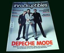 DEPECHE MODE - Inrockuptibles Argentina Magazine # 140