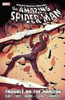 Spider-man: Trouble On The Horizon by Humberto Ramos, Christopher Yost, Dan Slot