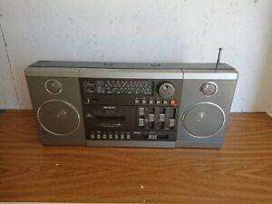 Vintage Radio Cassette GRUNDIG RR 3500 courroie de lecteur cassette HS