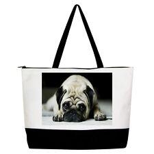 PugBag Handbag Purse Tote Shopper