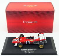 Atlas Editions 1/43 Scale 7 174 005 - F1 Ferrari 312B2 1971 - Clay Regazzoni