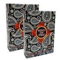 Ring of Fire the Game - Drinking Card Picture Game - Kings Cup - 2x Decks