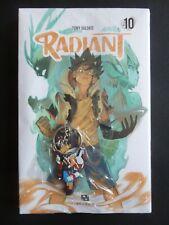 Manga RADIANT T10 édition Collector + Porte-clé - Tony VALENTE Ankama Shonen