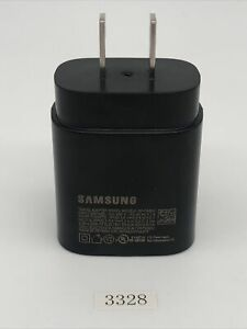 Samsung Super Fast Charging USB-C (Type C) Wall Charger - Black (EP-TA800)
