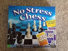 No Stress Chess Winning Moves Game Board  Teaches With Ease