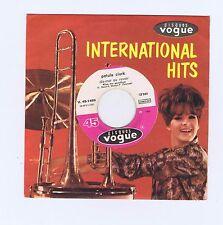 45 RPM SP JUKE BOX PETULA CLARK DIS MOI AU REVOIR (1968)