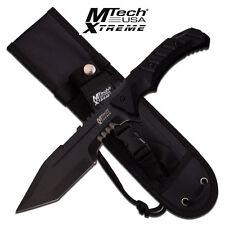KNIFE COLTELLO DA CACCIA MTECH-8144 SURVIVOR SOPRAVVIVENZA SURVIVAL STILE RAMBO