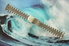 NOS 20MM S/S WATCH BAND WATCHBAND BRACELET STRAP FOR EARLY SEAMASTER 300M OMEGA