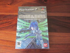 GHOST IN THE SHELL  STAND ALONE COMPLEX      --  NEUF       pour PS2