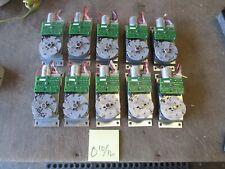Lot Of 10 Product Selection Motorskits For Vendo V540 Soda Machine