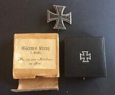 Eisernes Kreuz EK Hersteller CD 800 Iron Cross