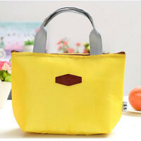 Sales Portable Picnic Lunch Tote Waterproof Cooler Storage Bag Pouch Insulated