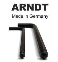 Allen Key Hex Key 16mm 16 mm LONG Arm Alen Allan Alan Key Keys ARNDT 911-L