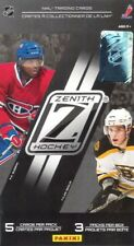 2010-11 Panini Zenith Blaster Box hockey cards