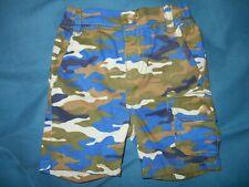 Camouflage Boys 12 M Shorts