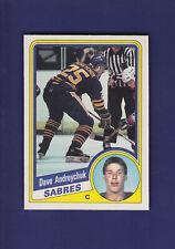 Dave Andreychuk RC 1984-85 O-PEE-CHEE Hockey #17 (NM+)