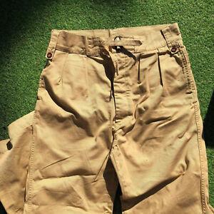 Australian ww2 Khaki pants