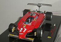 Hot Wheels Elite 1/43 Ferrari 126 C2 G.Villeneuve USA West GP 1982