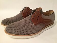 JOHNSTON & MURPHY Men's Campton Casual Shoes Fashion Sneakers Brown Sz 9.5 M
