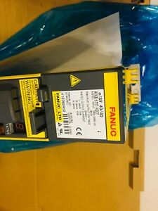 A06B-6117-H207 FANUC αiSV40/40 Server Driver 9KW Brand New fast shipping