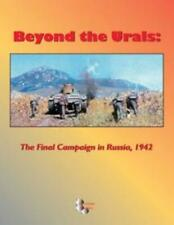 Decision Wargame  Beyond the Urals - The Final Campaign in Russia, 1942 NM