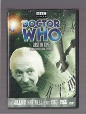 NEW Doctor Who: Lost in Time DVD 1963-66 Rare Episodes William Hartnell REGION 1
