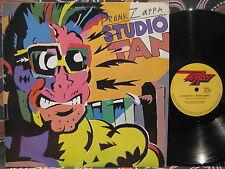 FRANK ZAPPA Studio Tan 1978 Australian (Discreet) LP - Mothers Of Invention
