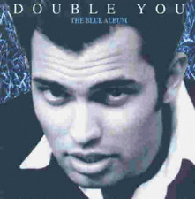 DOUBLE YOU - The Blue Album* New, Factory Sealed  Original 1994 Italian Dance CD