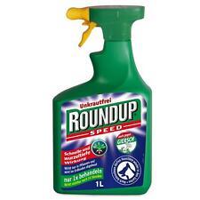 2 x Unkrautfrei Round Up Speed 1000 ml Giersch Roundup Distel Kamille