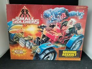 1998 Small Soldiers Movie GROUND ASSAULT VEHICLE Kenner