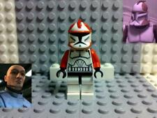 Lego Star Wars ~Clone Trooper Commander Ponds Custom